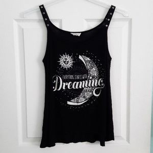 Moonchild Everything Starts With Dreaming Tank Top